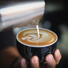 Kurz Latte art - pokročilý
